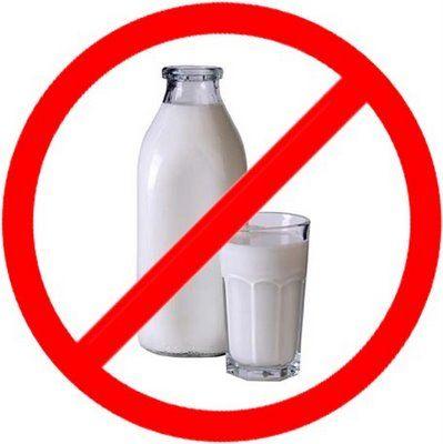 A tejfogyasztás nem javasolt